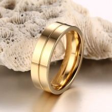 Couple Ring - Gold Color (men)