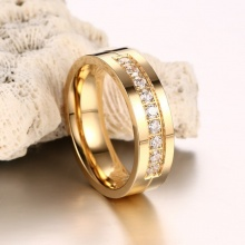 Couple Ring - Gold Color (woman)