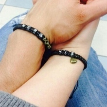 His and Hers Couple Bracelets (pair)