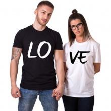 LOVE Couple T-Shirt (3 colors)
