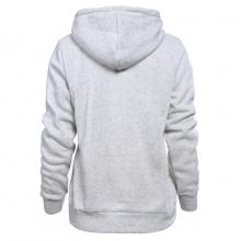 Light Grey King and Queen Couple Hoodie